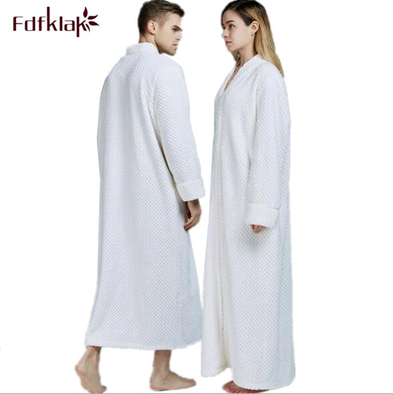 75c6e8208c ... coral fleece women s and man s sleepwear robes bath robe.   